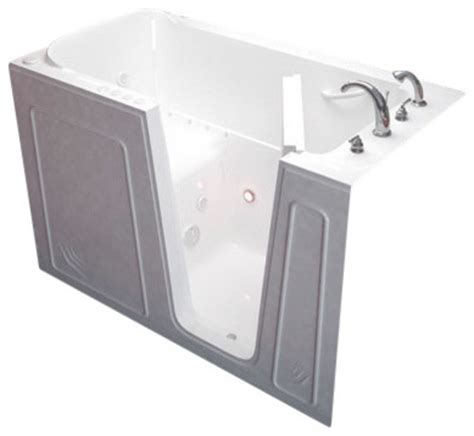 ada compliant bathtubs 32 quot x60 quot walk in ada compliant bathtub contemporary