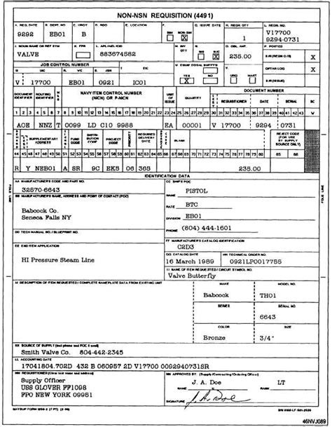 Army Personal Property Record Form Dd Form 370 Request For Reference October 2005 Pdf Images Frompo