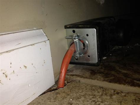 Moving dryer outlet from first floor to basement