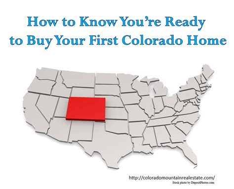 how to know if your ready to buy a house how to know you re ready to buy your first colorado home