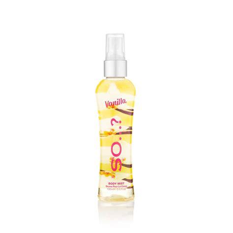 Gwendolyn Mist Vanilla 100 Ml so vanilla mist 100ml spray skincare from