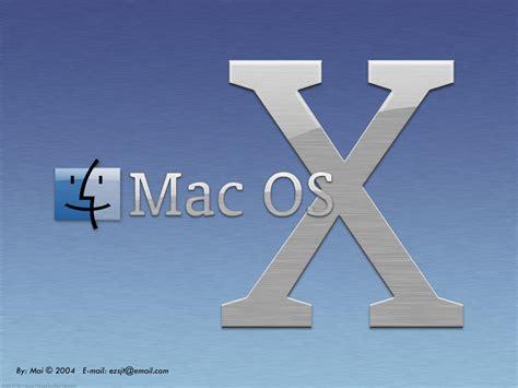 Mac Os recursos de la mac os x