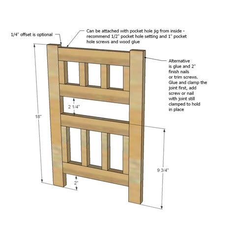 American Doll Bunk Bed Plans White C Style Bunk Beds For American Or 18 Dolls Diy Projects
