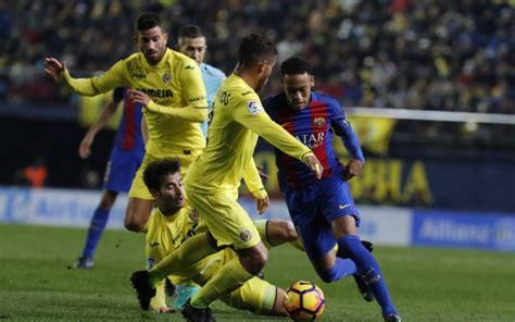 barcelona pemain susunan pemain barcelona vs villarreal okezone bola