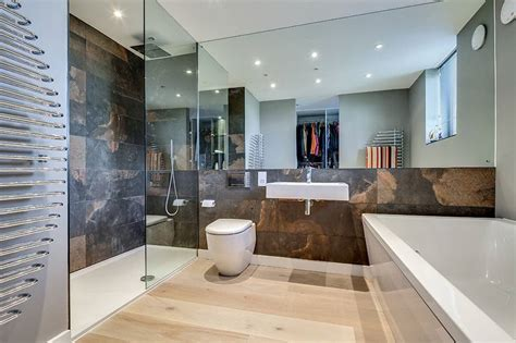 mirrored bathroom walls 15 bathroom design ideas homebuilding renovating