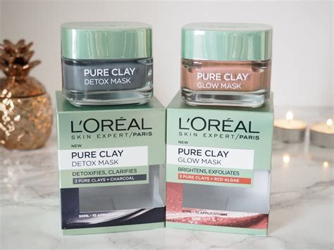 L Oreal Clay Mask priceless of mine l or 233 al clay masks review