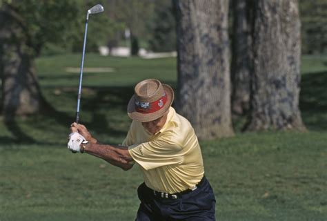 sam snead swing video building the perfect golfer piece by piece bleacher report