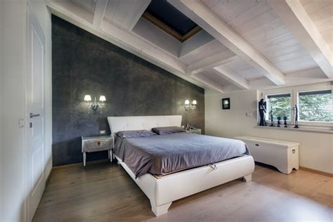 da letto sottotetto sottotetto nuove soluzioni abitative idee muratori