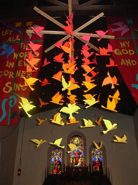 pentecost crafts for 256 best images about pentecost ideas for worship and