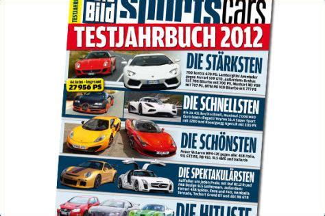Auto Bild Sportscars 10 2011 by Auto Bild Sportscars Testjahrbuch 2011 Autobild De