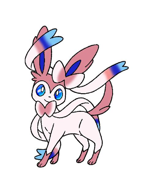 pokemon coloring pages sylveon sylveon coloring by cartoonlovinggal on deviantart