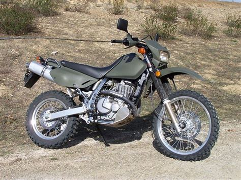 Motorcycle Green Slip by Suzuki Dr 650 In Olive Drab This Would Be For