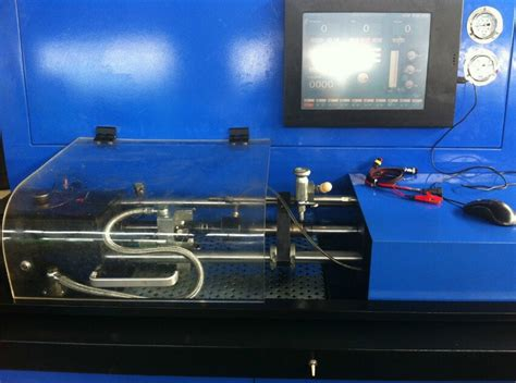 fuel injector flow bench for sale ept2000 pt eui injector flow test bench fuel injector flow