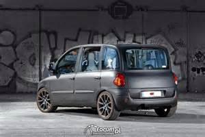 Fiat Multipla Tuned Fiat Multipla Tuning 1 Tuning