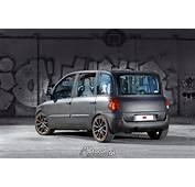 Tuning Fiat Multipla 1