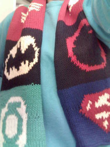 knitting pattern batman scarf 17 best images about superhero knitting on pinterest