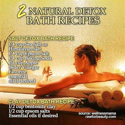 What Happens During Detox Bath by 103 Best Remedies Images On