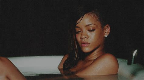 rihanna song in bathtub rihanna is the best gif subject of our time gq