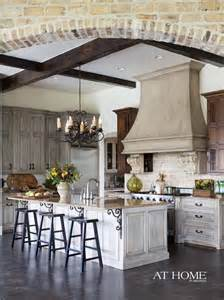 French Country Kitchen by Oversized French Country Kitchens Home Decorating Blog
