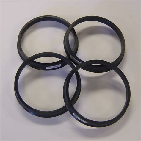 Wheels Ring hub centric rings for cars set of 4 accessories