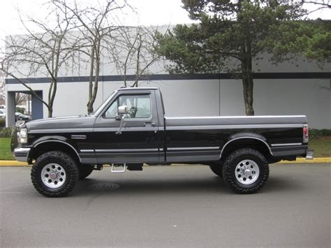 1992 ford f250 1992 ford f 250 xlt 4x4 automatic excel cond