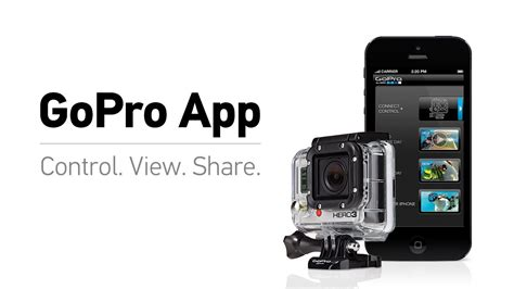 gopro app the gopro app tutorial view