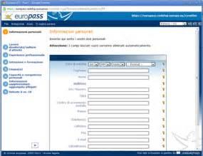 Curriculum Vitae Online Gratis by Curriculum Vitae Compila Online Il Tuo Curriculum Vitae