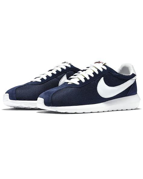 nike sneakers nike roshe ld1000 qs navy sneakers in blue for navy