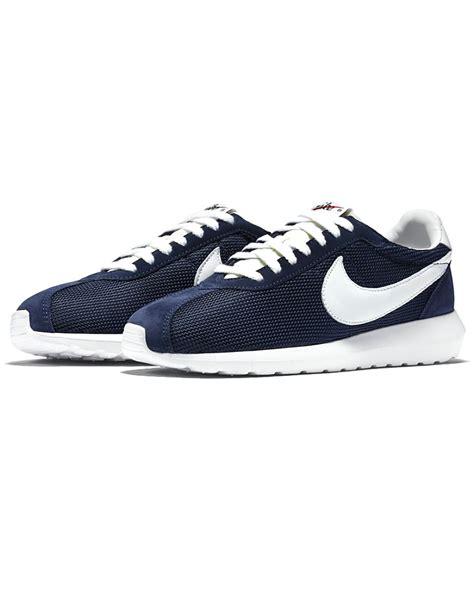 Blue Sneakers nike roshe ld1000 qs navy sneakers in blue for navy lyst