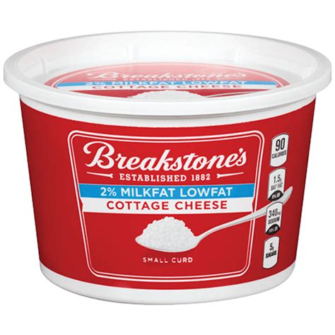 kraft cottage cheese breakstone s