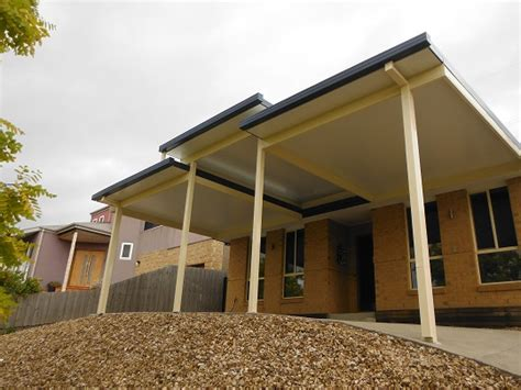 plus carport custom designed steel colorbond carports