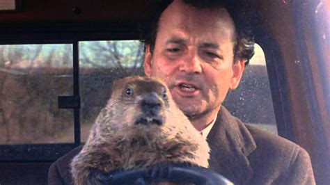 groundhog day driving it s gonna be an early page 2
