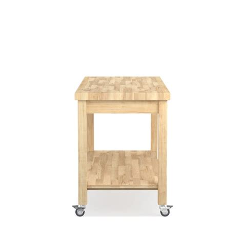 Boos Kitchen Islands Sale by Boos Island With Drawer And Wood Shelf Maple Williams