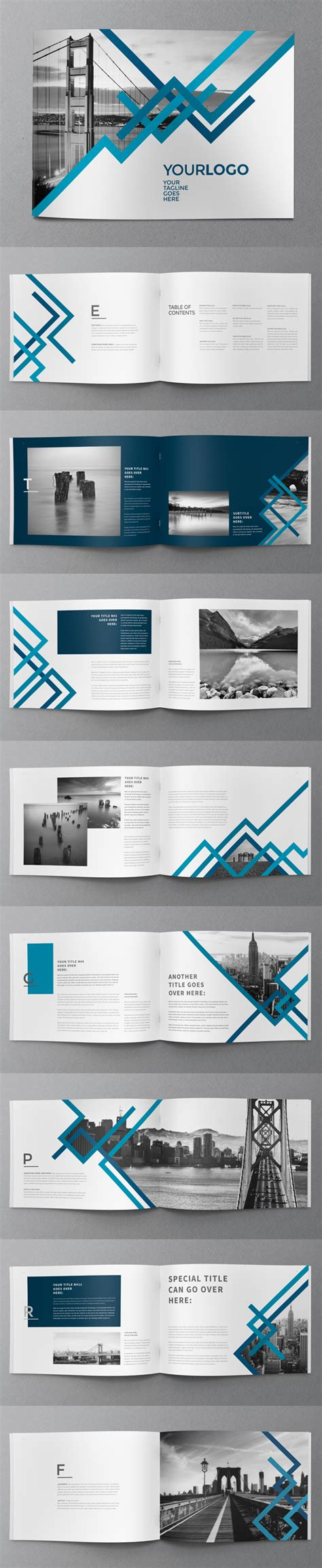 pages template brochure new catalog brochure design templates design graphic