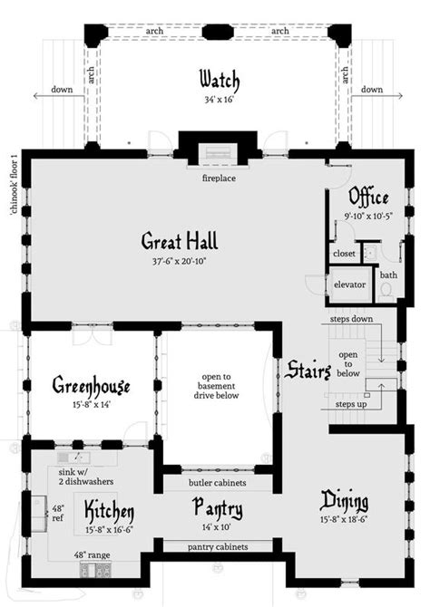 modern castle floor plans dantyree com modern house plans unique house plans