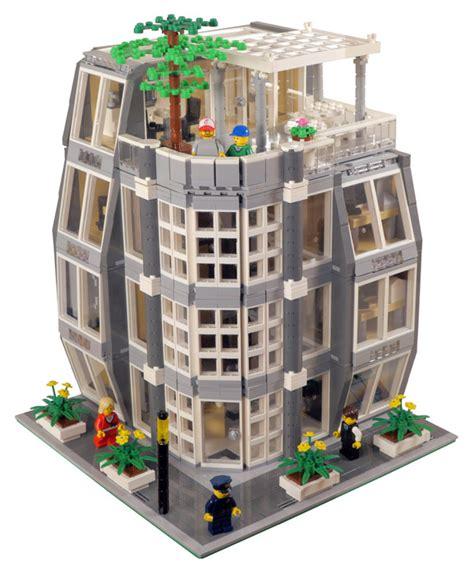 lego modular tutorial purchase custom lego instructions architecture firm