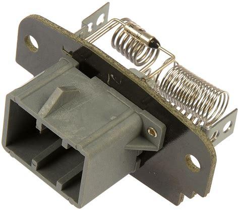 blower motor resistor hs code hvac blower motor resistor dorman 973 010 ebay