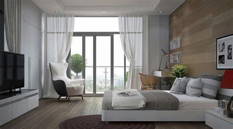 tende camera da letto proposte  tendenza  arredare