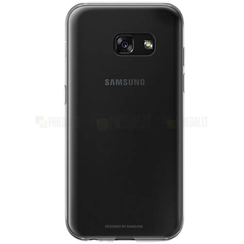 Samsung Clear Cover A320 Galaxy A3 2017 Clear Original samsung galaxy a3 2017 a320 clear cover skaidrus