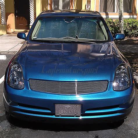 2003 infiniti g35 headlight bulb replacement for 2003 2004 infiniti g35 sedan factory style black