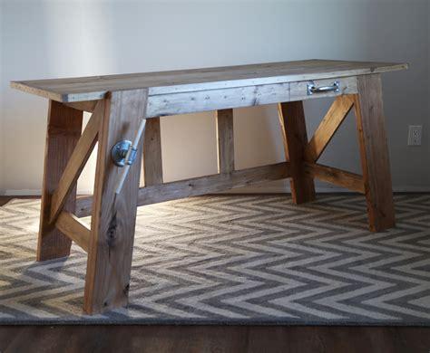 diy desk plans white henry desk diy projects