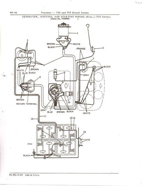4230 deere ignition wiring diagram wiring diagram
