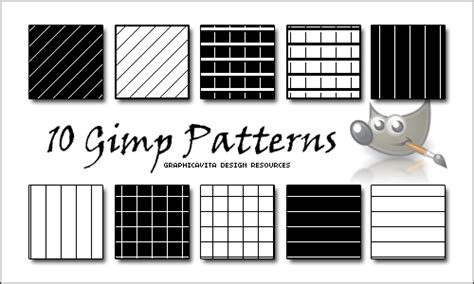 make seamless pattern gimp gimp patterns on mastergimpers deviantart
