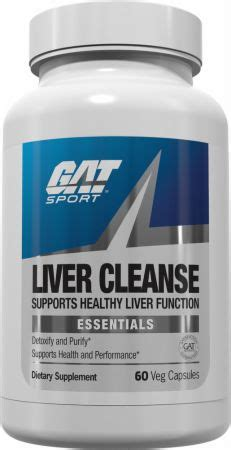 Liver Detox Supplements Bodybuilding gat liver cleanse at bodybuilding best prices on