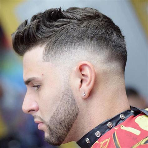 how to style men hair with fliped up bangs top 23 beard styles for men in 2017 men s haircuts