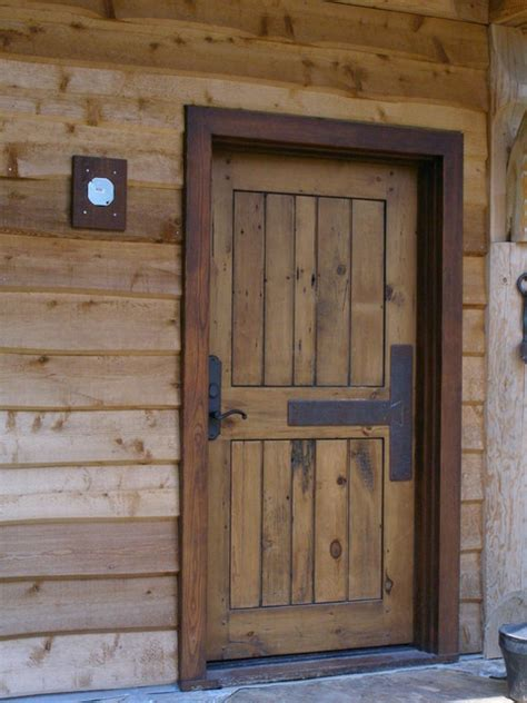 Antique Doors Reclaimed Exterior Doors