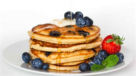 blueberry pancake fluffy blueberry pancakes tatyanas everyday food