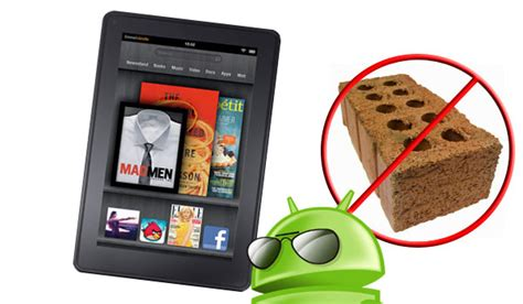 is kindle an android device how to unbrick your kindle android authority