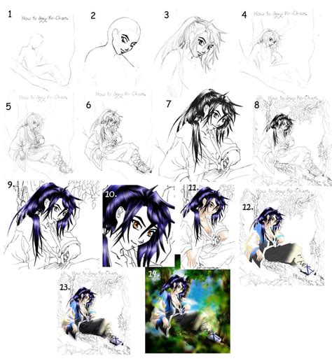 the master guide to drawing anime amazing how to draw essential character types from simple templates tutorial drawing anime guide by manic goose on deviantart