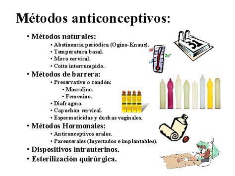 planificacion familiar metodos anticonceptivos naturales metodos anticonceptivos